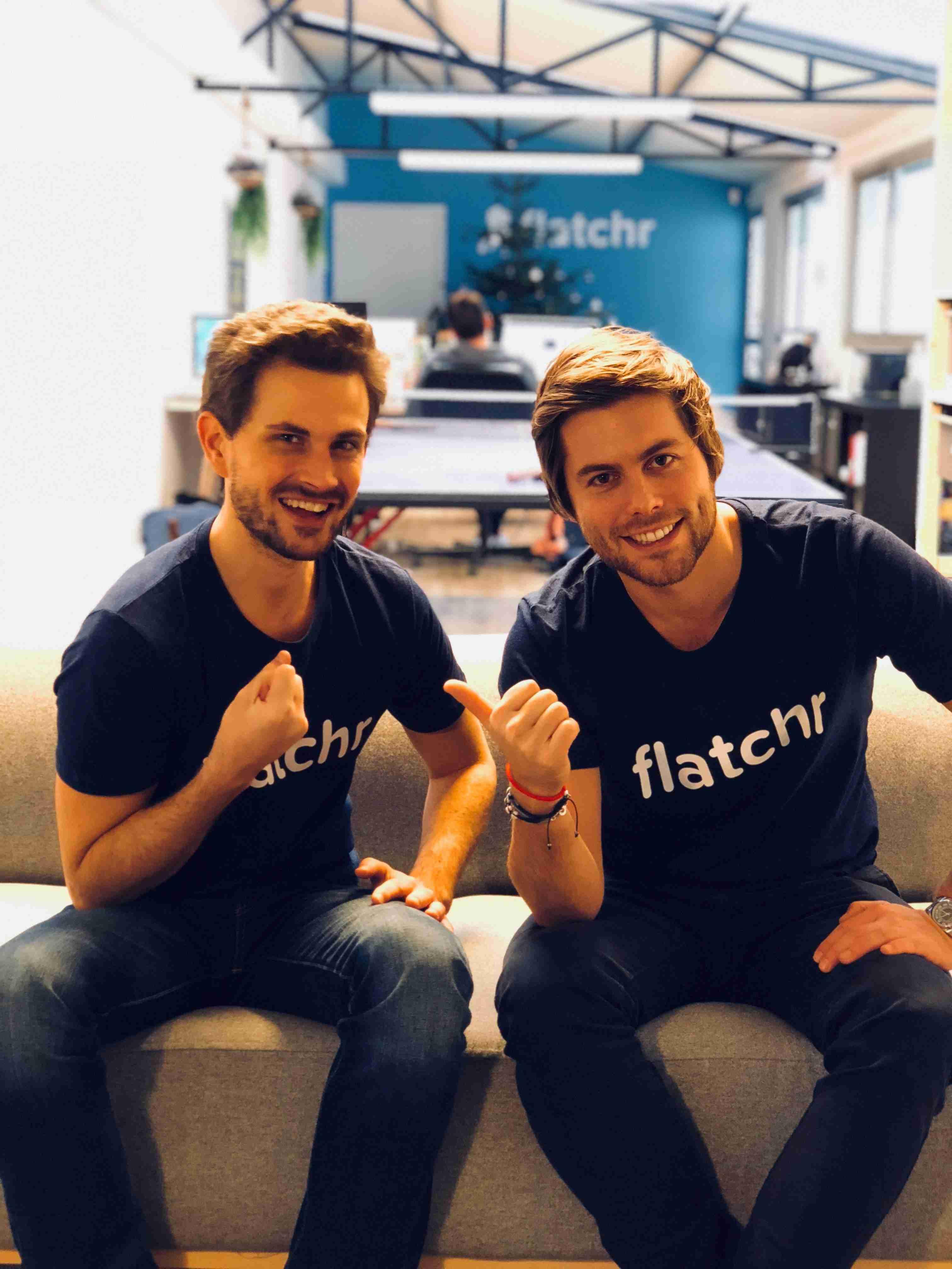 Photo Martin et Valentin Flatchr