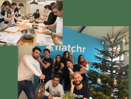 Rejoignez l'équipe Flatchr
