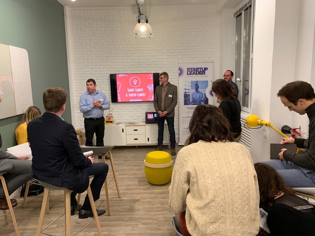 startup leader réunion